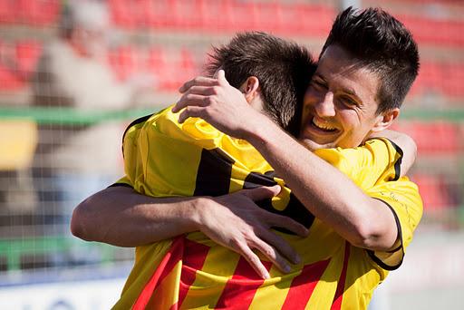 U.E. Sant Andreu - C.F.SP. Mahonés