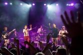 Concerts per la festivitat de Sant Ponç. Grup: The Risas. Foto Lali Puig.