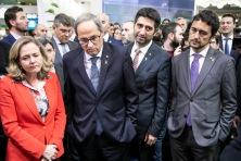 Conseller Jordi Puigneró i President Torra